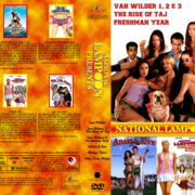 National Lampoon Presents (6) (2002-2008) R1 Custom Cover