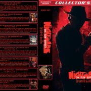 A Nightmare on Elm Street: The Complete Collection (1984-2010) R1 Custom Covers