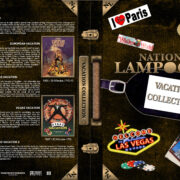 National Lampoon's Vacation Collection (5) (1983-2003) R1 Custom Cover