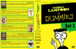 National Lampoon for Dummies – Set 3 (1995-2009) R1 Custom Cover