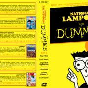 National Lampoon for Dummies – Set 5 (1984-2004) R1 Custom Cover