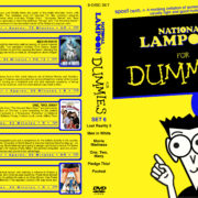 National Lampoon for Dummies – Set 6 (1983-2008) R1 Custom Cover
