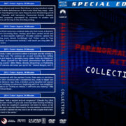 Paranormal Activity Collection (5) (2007-2014) R1 Custom Cover