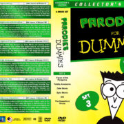 Parodies for Dummies – Set 3 (2006-2007) R1 Custom Covers