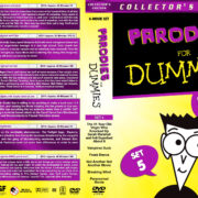 Parodies for Dummies - Set 5 (2010-2013) R1 Custom Covers