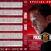 Police Story Collection (6) (1985-2013) R1 Custom Cover