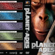 Planet of the Apes Anthology (5) (1968-1973) R1 Custom Covers