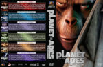 Planet of the Apes Collection (6) (1968-2001) R1 Custom Covers
