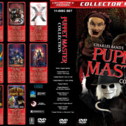 Puppet Master Collection (11) (1981-2012) R1 Custom Cover