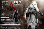 Assassins Creed: The Movie (2016) R1 Custom Cover