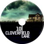 10 Cloverfield Lane (2016) R0 CUSTOM Label