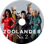 Zoolander 2 (2016) R0 CUSTOM Label