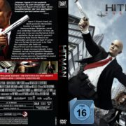 Hitman Agent 47 (2015) R2 Custom German Cover & label