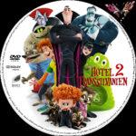 Hotel Transsilvanien 2 (2015) R2 German Custom label