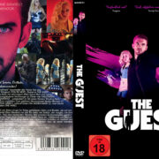 The Guest (2014) R2 German Custom Cover & label