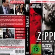 Zipper (2015) R2 German Custom Cover & label