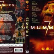7 Mummies (2005) R2 German Custom Cover & label