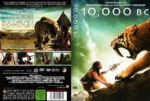 10 000 BC (2008) R2 German Cover & label