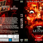 13 Geister (2001) R2 German Cover & label