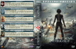 Resident Evil Anthology (5) (2002-2012) R1 Custom Covers