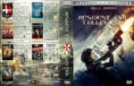 Resident Evil Collection (2002-2012) R1 Custom Cover