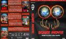 Scary Movie 1-5 (2000-2013) R1 Custom Covers