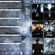 Sci-Fi of the 21st Century (6) (2001-2013) R1 Custom Covers
