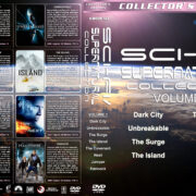 Sci-Fi / Supernatural Collection – Volume 1 (1998-2008) R1 Custom Cover