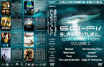 Sci-Fi / Supernatural Collection – Volume 2 (2008-2014) R1 Custom Cover