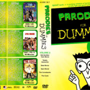Parodies for Dummies – Volume 2 (2001-2008) R1 Custom Covers