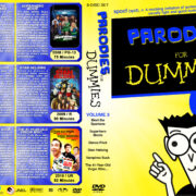 Parodies for Dummies – Volume 3 (2008-2010) R1 Custom Covers