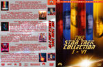 The Star Trek Collection I-VI (1979-1991) R1 Custom Cover