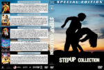 Step Up Collection (5) (2006-2014) R1 Custom Cover