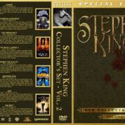 Stephen King Collector's Set – Volume 2 (1976-2007) R1 Custom Cover