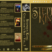 Stephen King Collector's Set – Volume 3 (1982-2006) R1 Custom Cover
