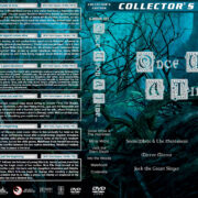 Once Upon a Time...Collection (6) (2012-2015) R1 Custom Covers