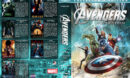 The Avengers Collection (7) (2003-2012) R1 Custom Cover