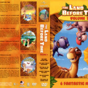 The Land Before Time – Volume 1 (6) (1988-1998) R1 Custom Cover