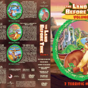 The Land Before Time – Volume 2 (7) (2000-2007) R1 Custom Cover