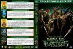 Teenage Mutant Ninja Turtles Collection (5) (1990-2014) R1 Custom Covers