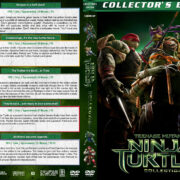 Teenage Mutant Ninja Turtles Collection (5) (1990-2014) R1 Custom Covers