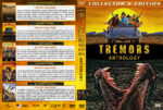 Tremors Collection (5) (1990-2015) R1 Custom Cover