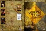 Wrong Turn Collection (5-disc) (2003-2012) R1 Custom Covers