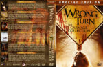 Wrong Turn: The Carnage Collection (6) (2003-2014) R1 Custom Covers