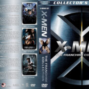 X-Men: The Franchise Collection (6) (2000-2013) R1 Custom Covers