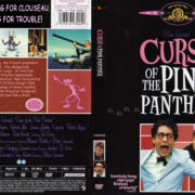 Curse of the Pink Panther (1983) R1 Custom Cover
