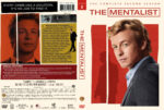 The Mentalist – Season 2 (2009) R1 Custom Cover