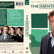 The Mentalist – Season 3 (2010) R1 Custom Cover