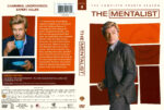 The Mentalist – Season 4 (2011) R1 DVD Cover