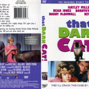 That Darn Cat (1965) R1 DVD Cover